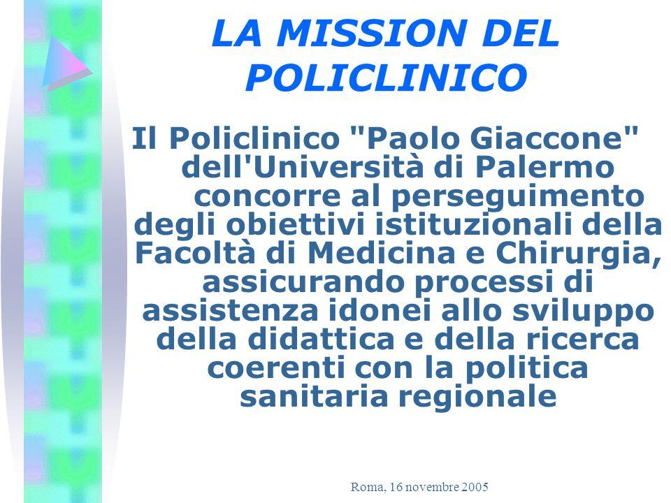 LA MISSION DEL POLICLINICO