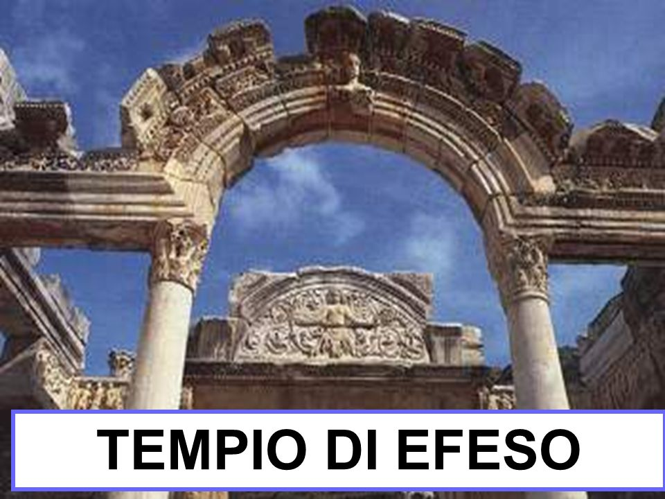 TEMPIO DI EFESO
