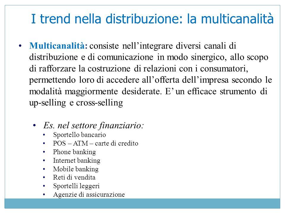 I trend nella distribuzione: la multicanalità