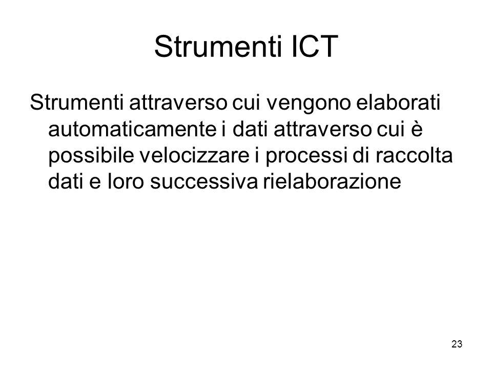 Strumenti ICT