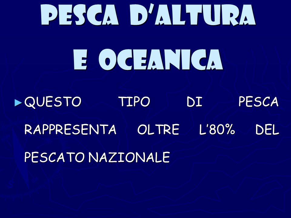 PESCA D'ALTURA E OCEANICA