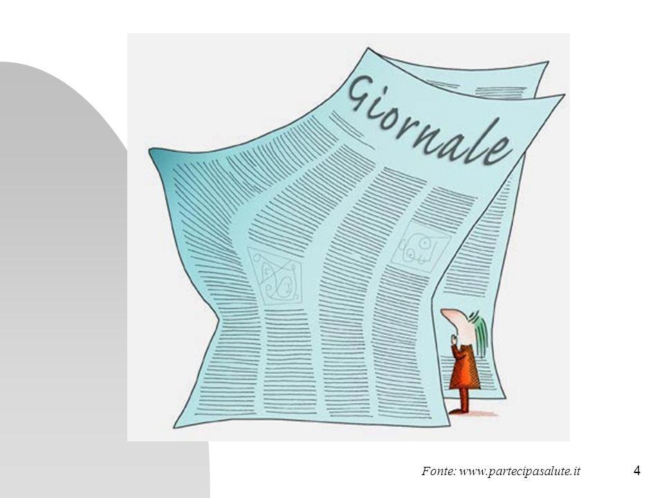Fonte: www.partecipasalute.it