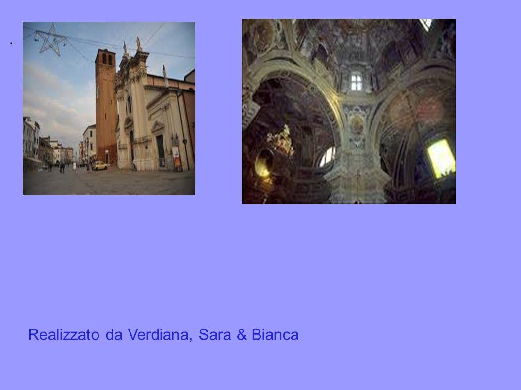 . Realizzato da Verdiana, Sara & Bianca