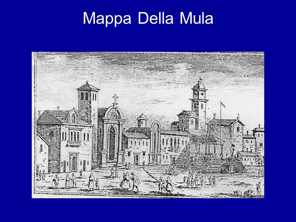 Mappa Della Mula