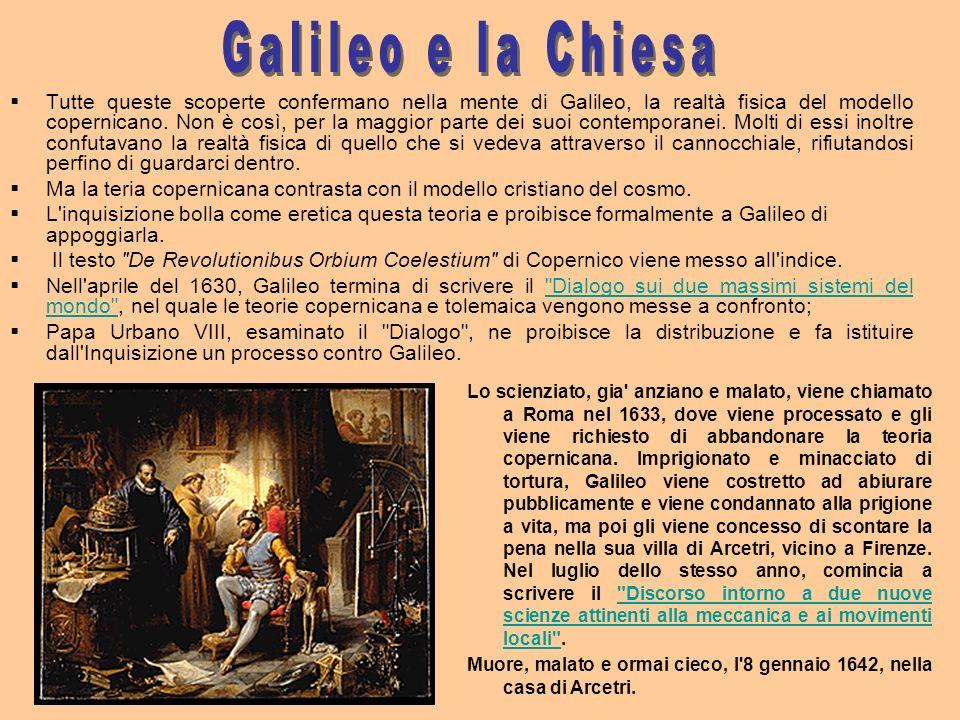 Galileo e la Chiesa
