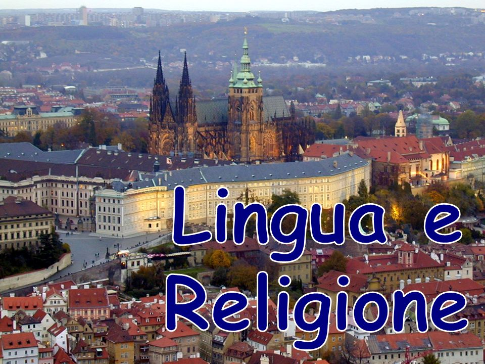Lingua e Religione