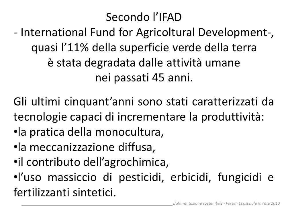- International Fund for Agricoltural Development-,