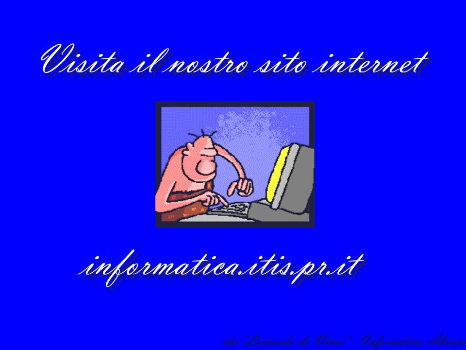 Informatica.itis.pr.it