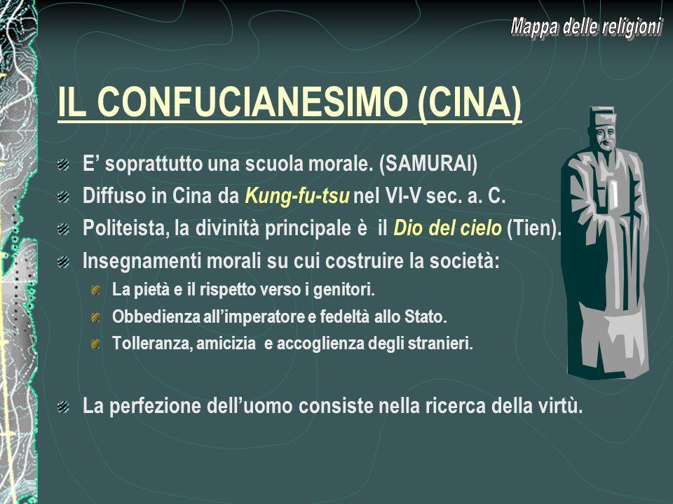 IL CONFUCIANESIMO (CINA)