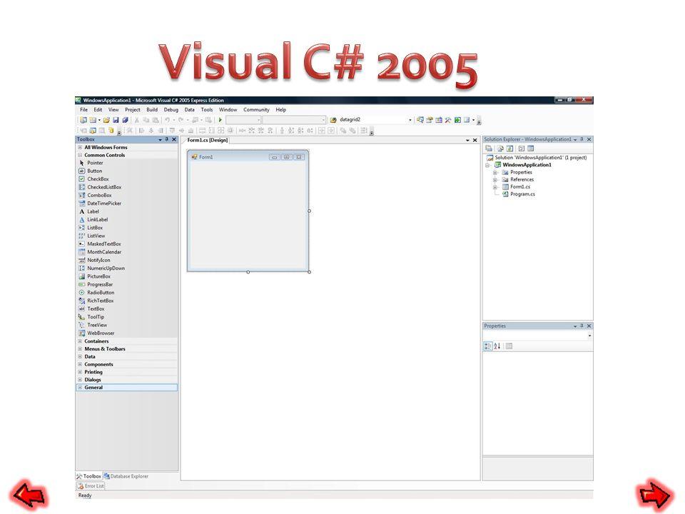 Visual C# 2005