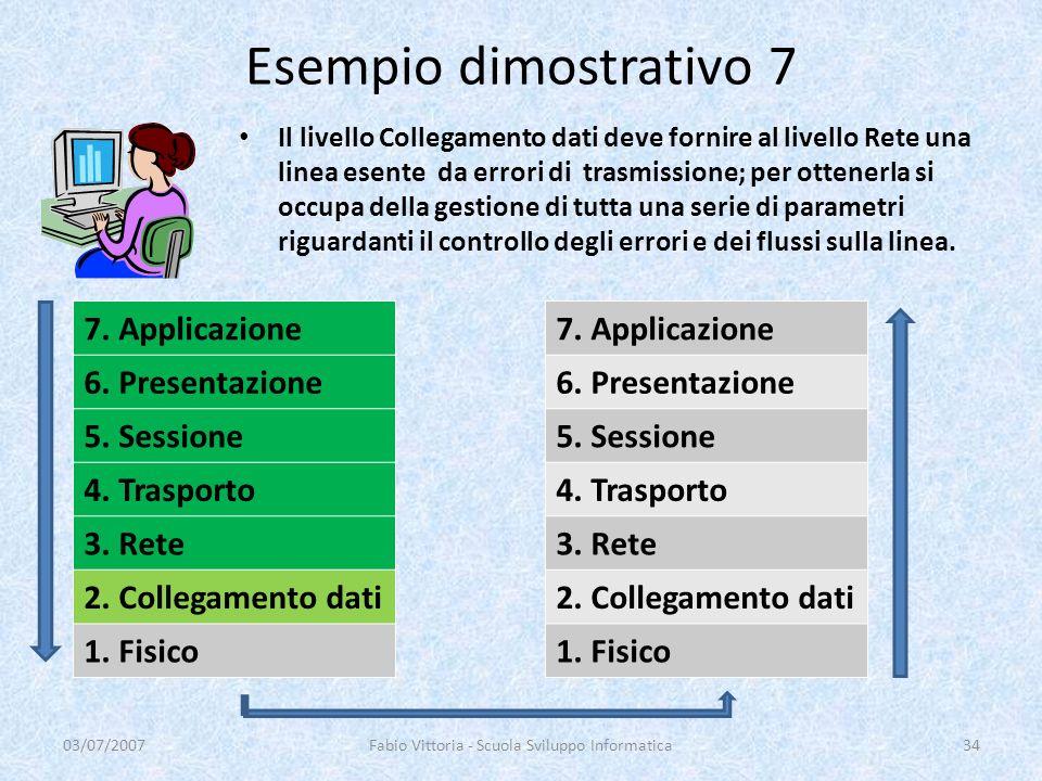 Fabio Vittoria - Scuola Sviluppo Informatica