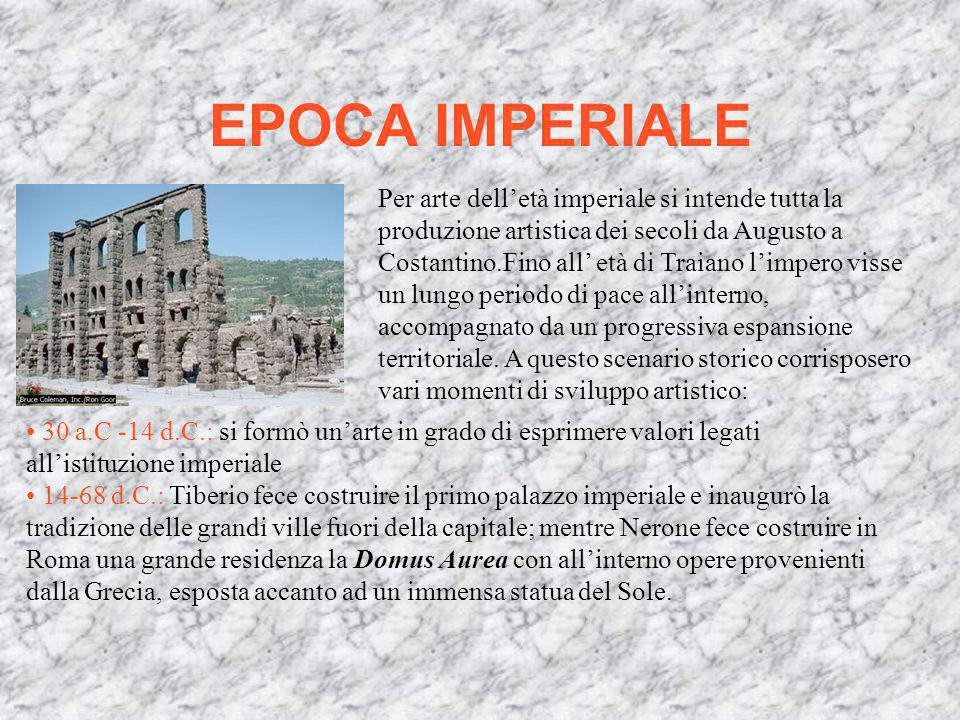 EPOCA IMPERIALE