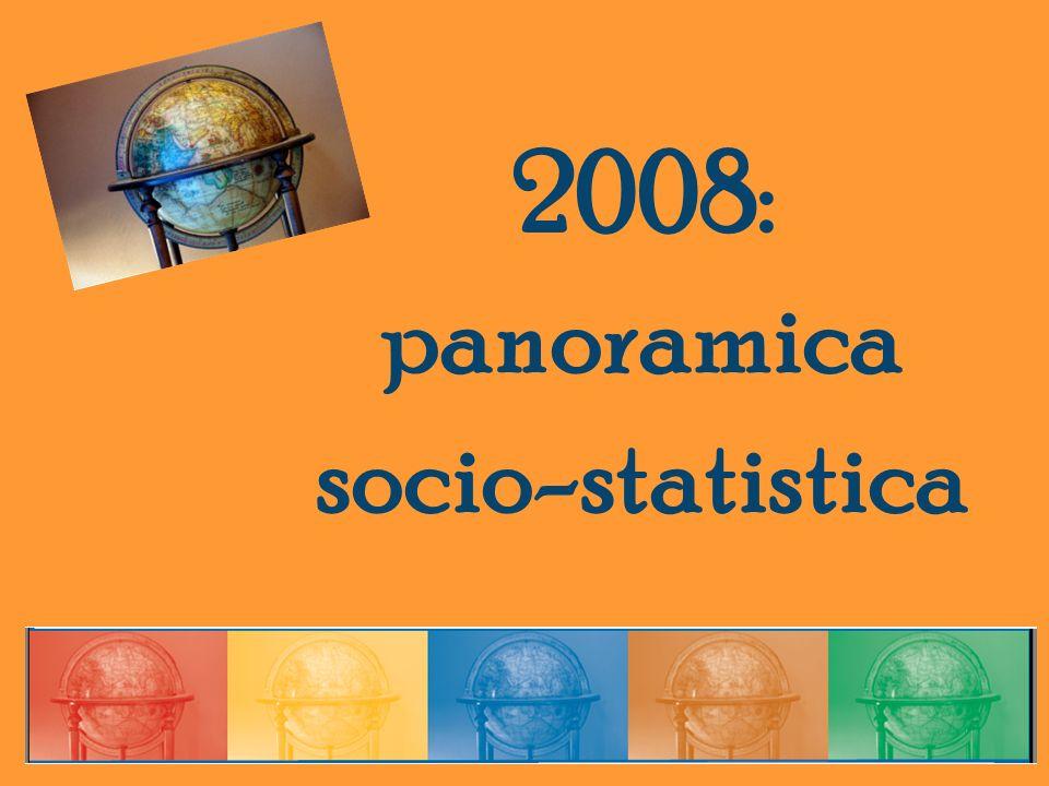 panoramica socio-statistica