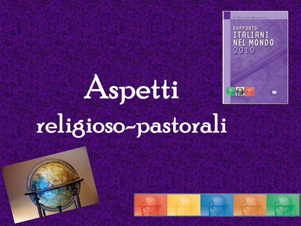 Aspetti religioso-pastorali