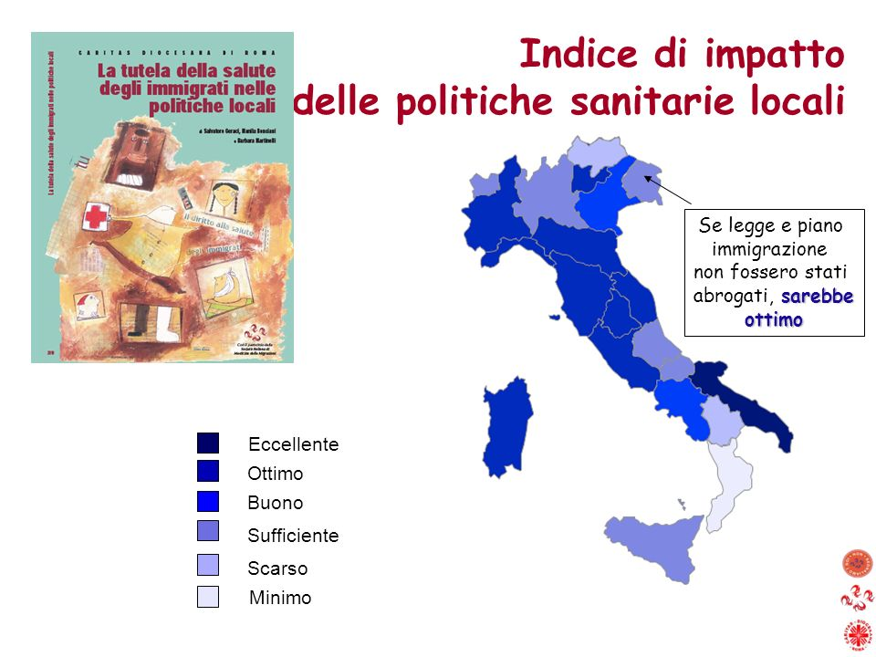 Indice di impatto delle politiche sanitarie locali