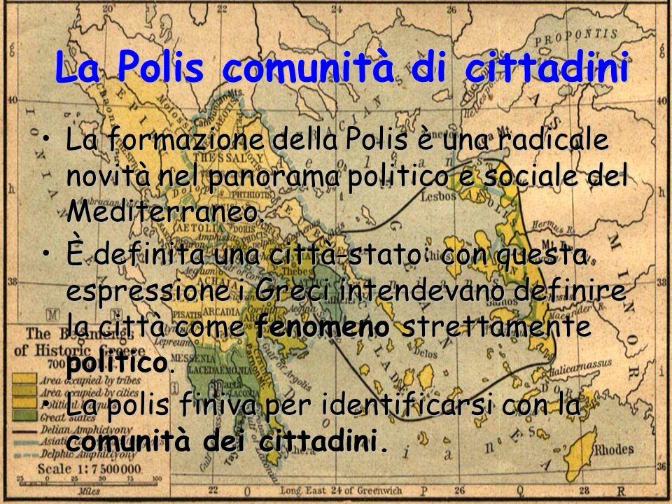 La Polis comunità di cittadini