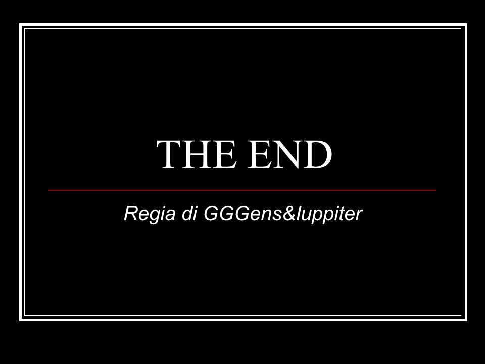 Regia di GGGens&Iuppiter