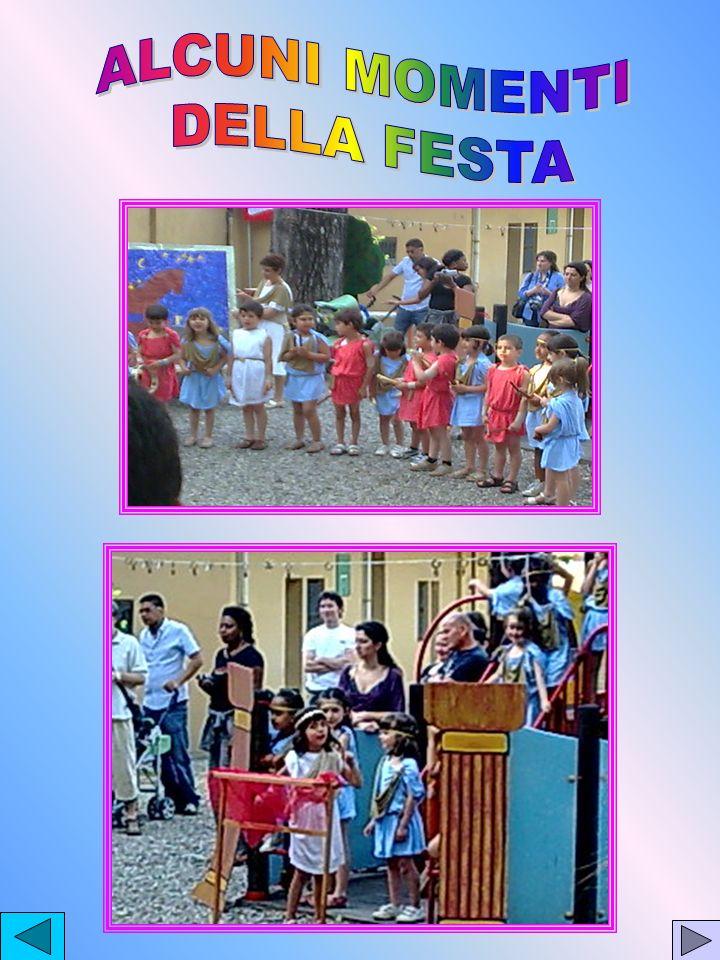 ALCUNI MOMENTI DELLA FESTA