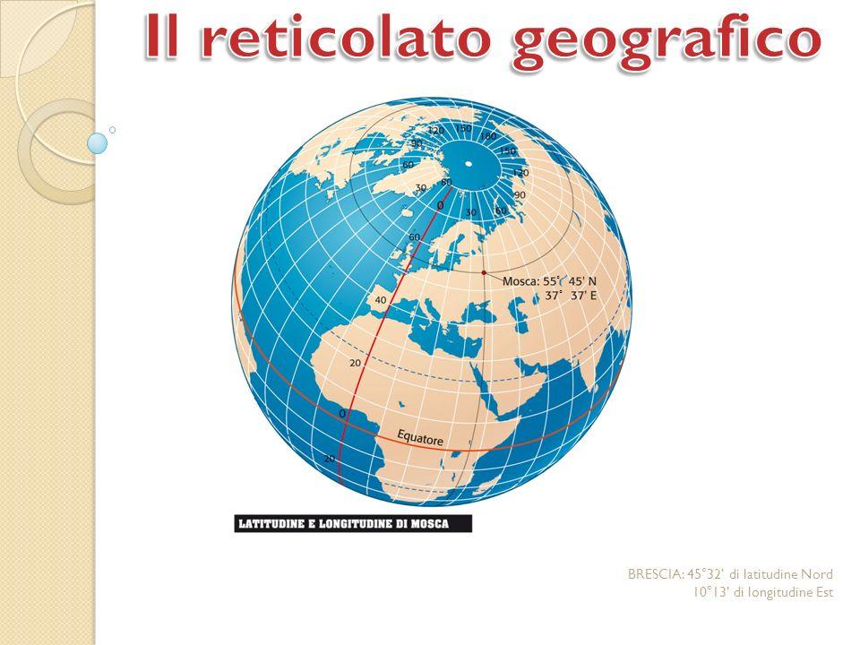 Il reticolato geografico