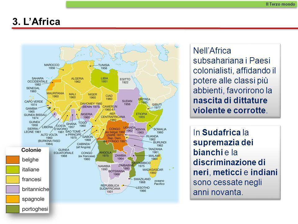 Il Terzo mondo3. L'Africa.