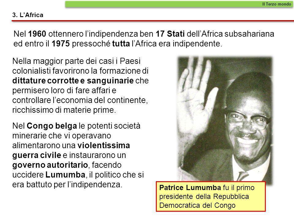 Il Terzo mondo 3. L'Africa.