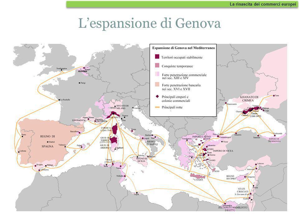 L'espansione di Genova