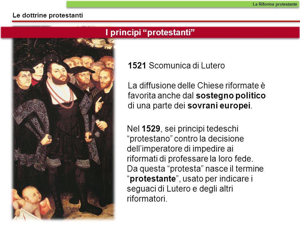 I principi protestanti