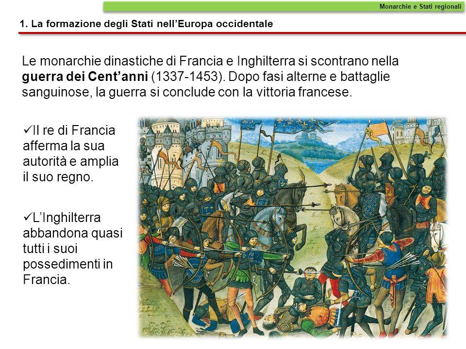 Il re di Francia afferma la sua autorità e amplia il suo regno.