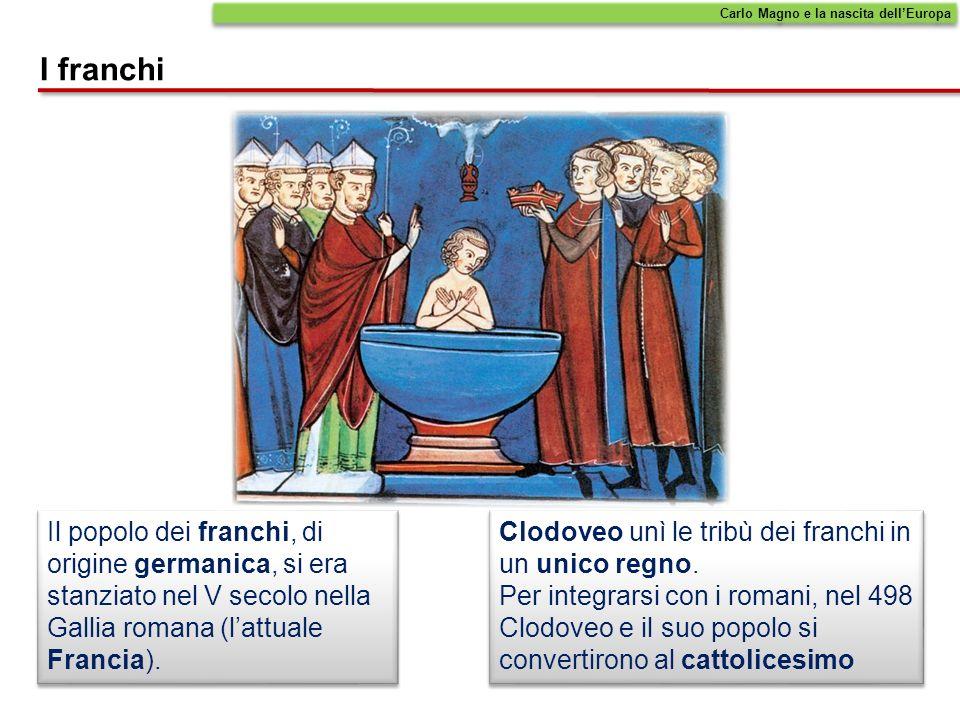 Carlo Magno e la nascita dell'Europa