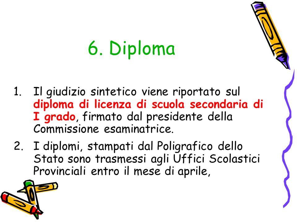 6. Diploma