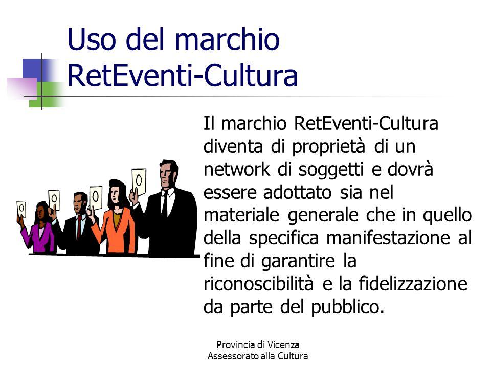 Uso del marchio RetEventi-Cultura