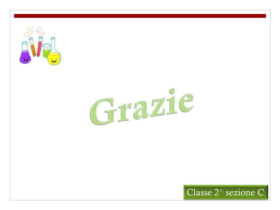 Grazie Classe 2^ sezione C