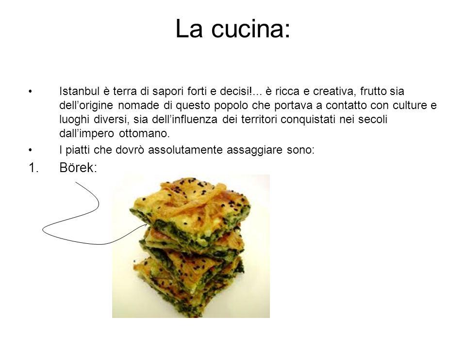 La cucina: