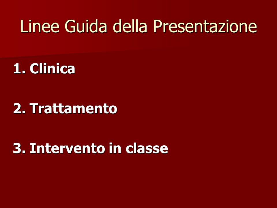 Linee Guida della Presentazione