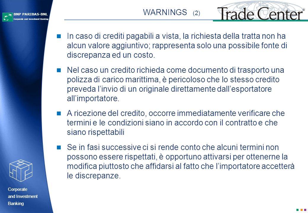 WARNINGS (2)