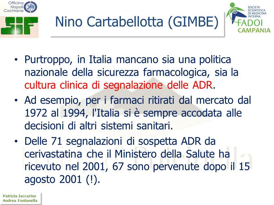 Nino Cartabellotta (GIMBE)