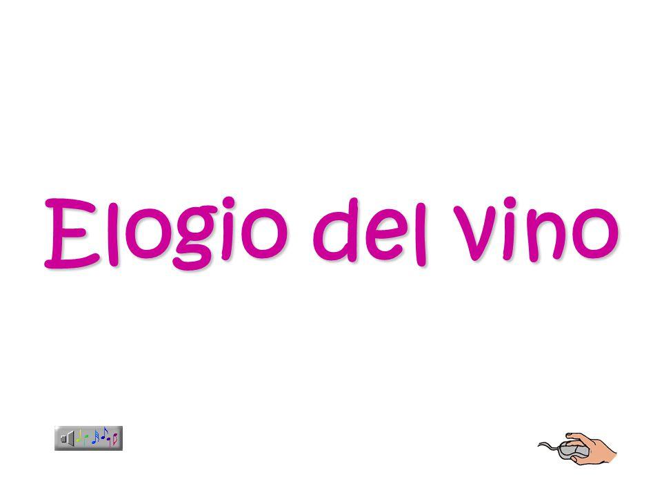 Elogio del vino