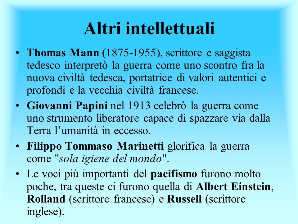 Altri intellettuali