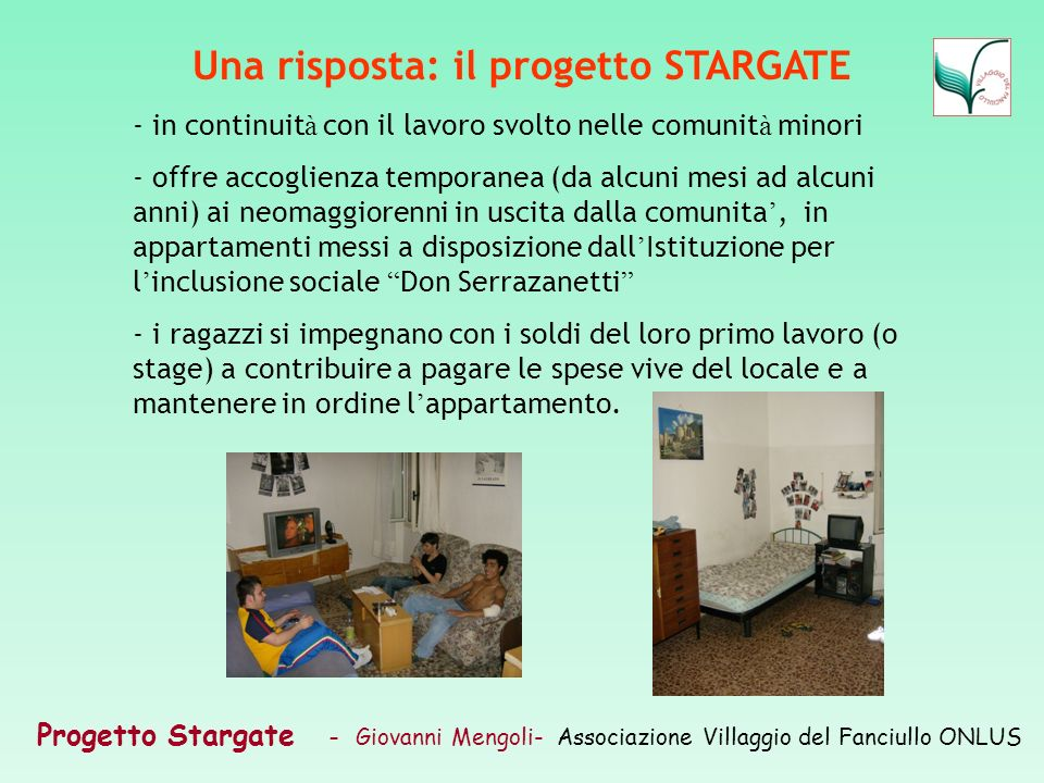 Una risposta: il progetto STARGATE