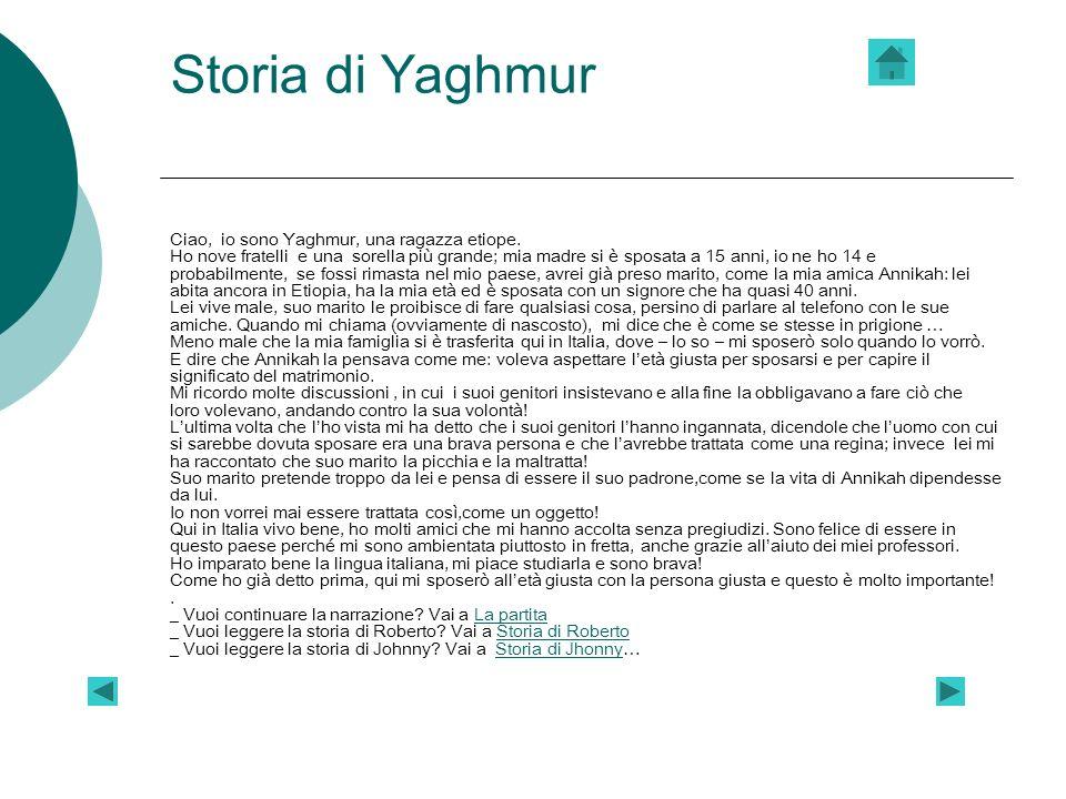 Storia di Yaghmur