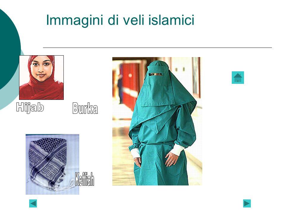 Immagini di veli islamici