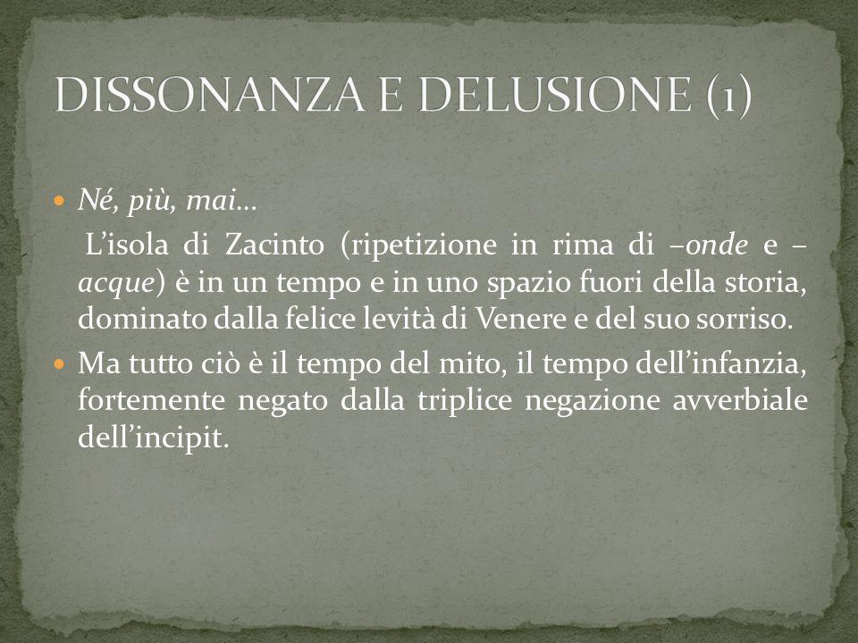 DISSONANZA E DELUSIONE (1)