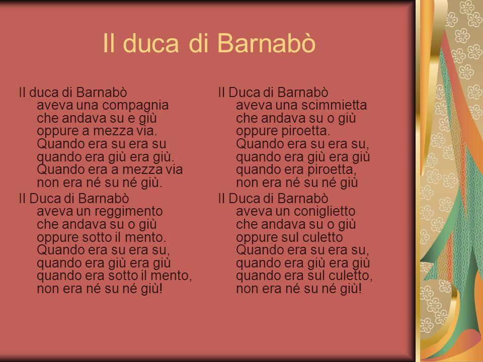 Il duca di Barnabò