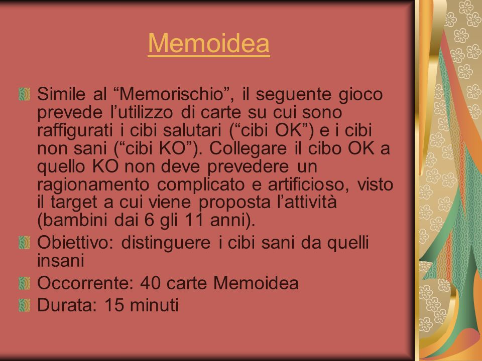 Memoidea