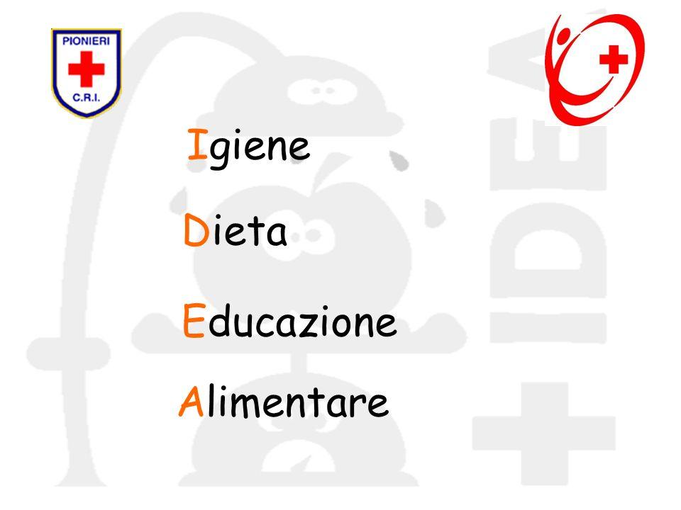 Igiene Dieta Educazione Alimentare 2
