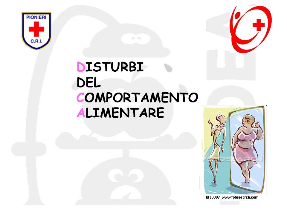 DISTURBI DEL COMPORTAMENTO ALIMENTARE 33