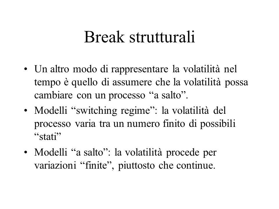 Break strutturali