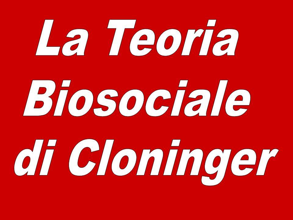 La Teoria Biosociale di Cloninger