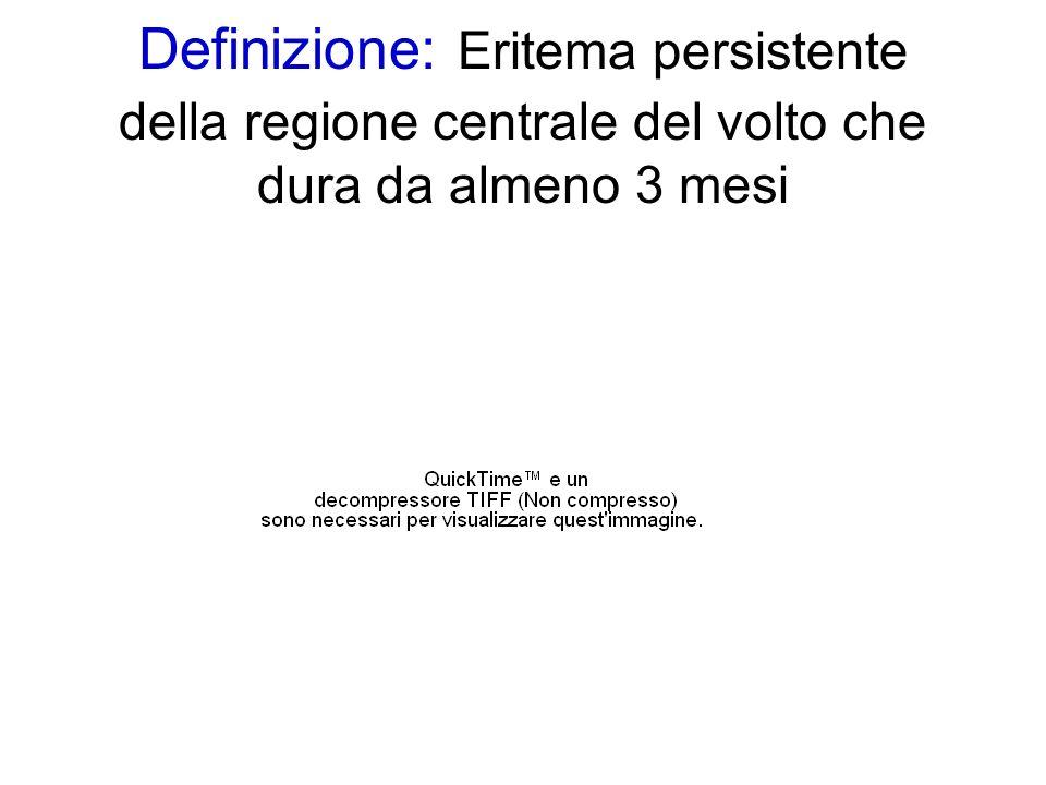 Definizione: Eritema persistente