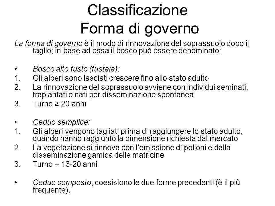 Classificazione Forma di governo